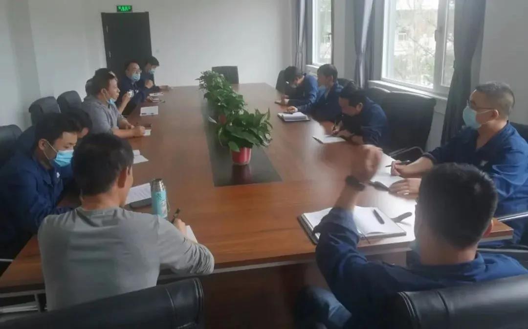 禹宏置业公司到vwin徳赢登录公司规划发展部对标学习